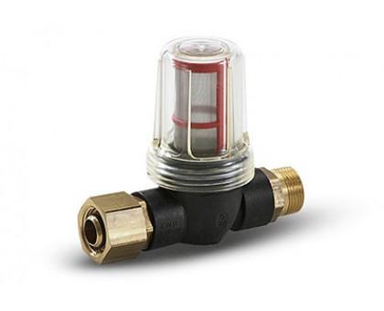 Фильтр тонкой очистки воды 150 мкм для монтажа на входе АВД (Т-образный)