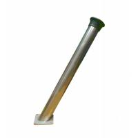 Держатель пистолета L 770 мм напольный (основание пластина)