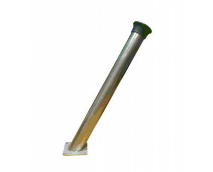 Держатель пистолета напольный (колчан) (основание пластина)