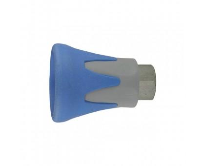 Защита форсунки ST-10 (синяя), 500bar, 1/4внут, нерж.сталь, R+M 200010740