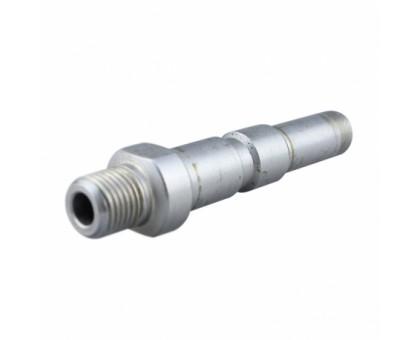 Ниппель KW 250 bar (длинный) 1/4 внеш, нерж.сталь,  Аналог M-40001255-1