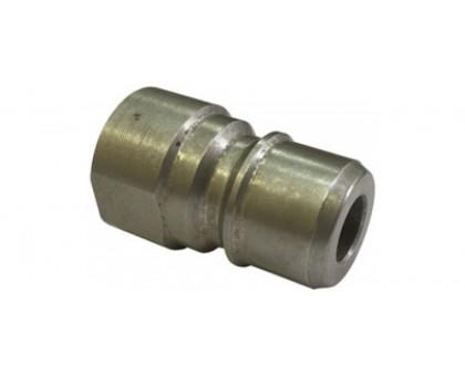 Ниппель ARS 250 bar (короткий) 3/8 внут, нерж. сталь, Аналог M-40005482