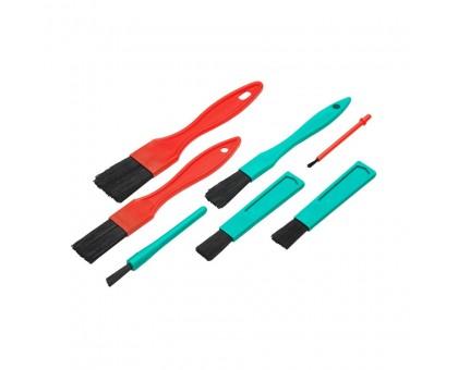 Набор кисточек для чистки торпеды (7 шт) Vikan, R+M 527001114