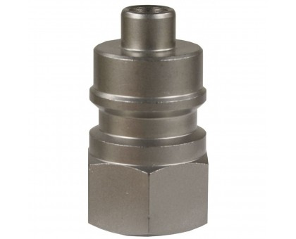 Ниппель 600bar, 1/4 внут, нерж.сталь, R+M 40005468