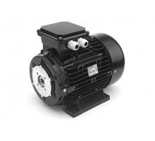 Электродвигатель 11 кВт, 380 В, 1400 об/мин. (полый вал), Nicolini