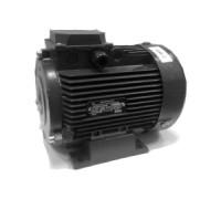 Электродвигатель IMM 112 5,5 кВт, 380 В, 1410 об/мин. (полый вал, фланец 75 мм), Уралэлектро N4Y3PB2