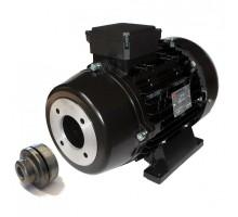 Электродвигатель 15 кВт, 380 В, 1450 об/мин. (полый вал с муфтой ), Nicolini