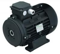 Электродвигатель 5,5 кВт, 380 В, 1450 об/мин. (полый вал, фланец 85 мм), Ravel 1833А