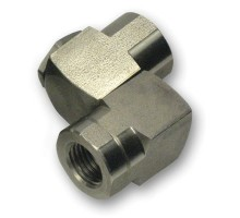 Форсункодержатель вращающийся для копья, 310bar, 45 l/min, 1/4внут - 1/4внут, нерж.сталь, R+M 200330500