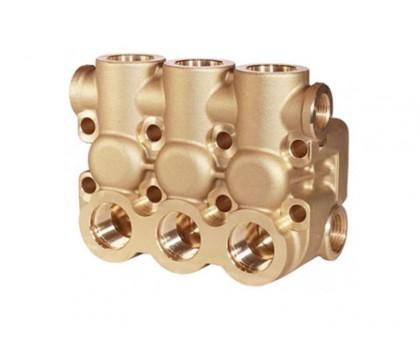 Корпус клапанного блока для серии NMT, NPM, Hawk 9.851-386.0/160234