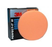 Оранжевый поролоновый полировальник 3М™ Perfect it™ lll, D150 мм, 09550