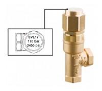 Предохранительный (аварийный) клапан SVL17, Mecline 4072000099