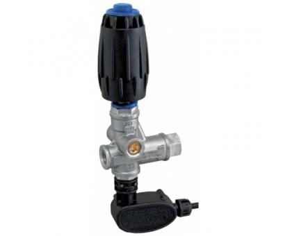 Регулятор высокого давления VRT3-P 160 бар с выключателем давления (никелированный), Mecline 4072000113
