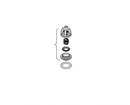 Комплект клапанов насоса для серии NLTI, Hawk 1.905-669.0