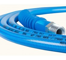Рукав - шланг ВД CARWASH COMFORT DN06 (синий) для моек самообслуживания, L=4,5 м