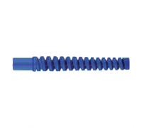 Защита от перегиба из пластика, синяя, R+M 308551
