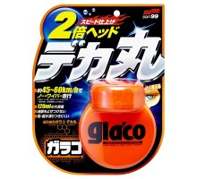 """Водоотталкивающая полироль-покрытие для стекла """"Антидождь"""" Soft99 Glaco Roll On Large, 120 мл"""