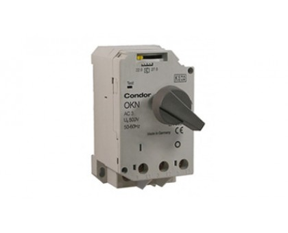 Автомат защиты электродвигателя 16-22 А, 3-х фазный, Karcher 6.631-196.0
