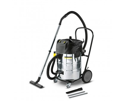 Пылесос сухой и влажной уборки NT 70/2 Tc Karcher 1.667-272.0