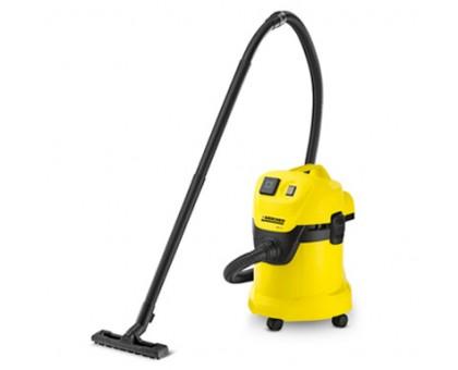 Пылесосы сухой и влажной уборки с розеткой Karcher WD 3 P