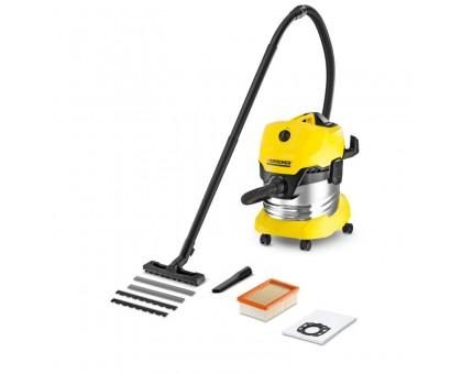 Пылесосы сухой и влажной уборки WD 4 Premium Karcher 1.348-150.0
