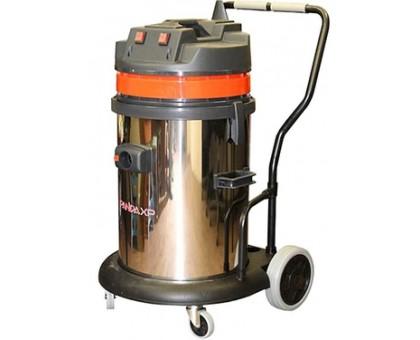Пылесос сухой и влажной уборки SOTECO PANDA 429M GA XP INOX (на тележке)