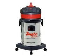 Пылесос сухой и влажной уборки SOTECO PANDA 504 JUSTO INOX (с розеткой 1,5 кВт), SOTECO 07057 ASDO